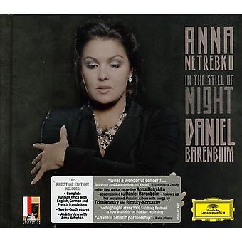 Netrebko/Barenboim - In the Still of Night [CD] USA import