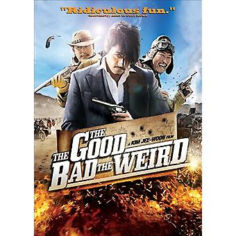 Good the Bad & the Weird [DVD] USA import