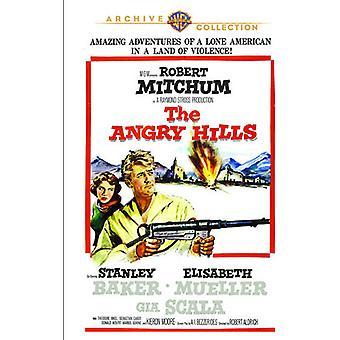 Angry Hills [DVD] USA import