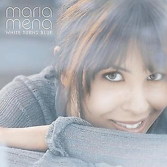 Maria Mena - White Turns Blue [CD] USA import