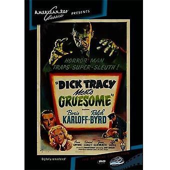 Importazione USA Dick Tracy incontra raccapricciante [DVD]