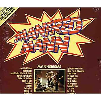 Manfred Mann - Mannerisms [CD] USA import