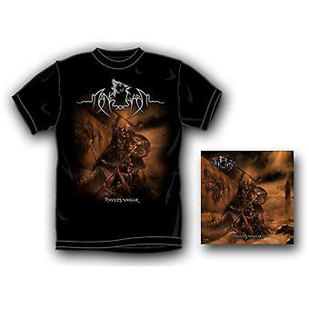 Manegarm - Havets Vargar (T-Shirt M) [CD] USA import
