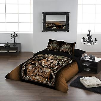 Hollywood fake - duvet & pillowcases cover set - double/ full twin