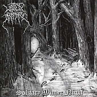Winter of Apokalypse - Solitary Winter Night [CD] USA import