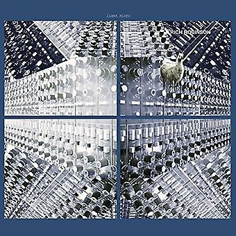 Rich Robinson - Llama Blues EP [CD] USA import