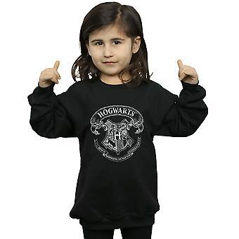 Harry Potter Girls Hogwarts Crest Sweatshirt