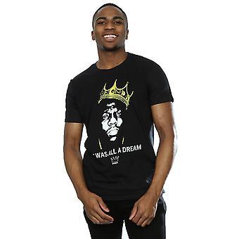 Notorious BIG Men's Biggie Dream Crown T-Shirt
