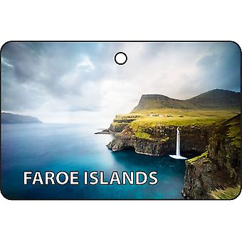 Isole Faroe Car Air Freshener