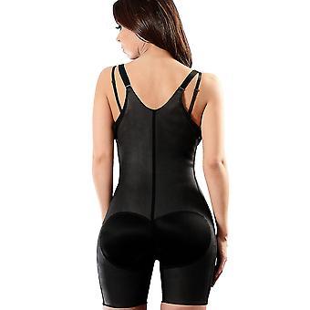 Esbelt ES422 vrouw zwarte firma/Medium controle inwikkeling vormgeven all-in-een lichaam