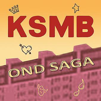 Ksmb - Ond Saga [CD] USA import