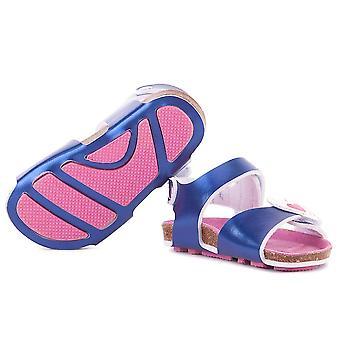 アガサ ルイス デ ラ プラダ サンダリア 162928AAZUL 普遍的な幼児靴