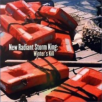 New Radiant Storm King - Winter's Kill [CD] USA import