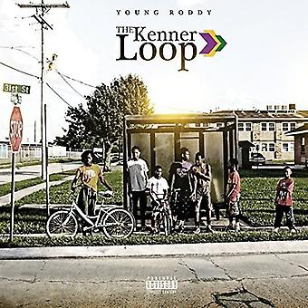 Young Roddy - Kenner Loop [CD] USA import