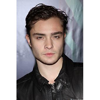 Ed Westwick At Arrivals For The Stepfather New York Premiere School Of Visual Arts Theater New York Ny October 12 2009 Photo By Jay BradyEverett Collection Celebrity