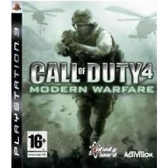 Call of Duty 4 Modern Warfare (PS3) - Fabbrica sigillata