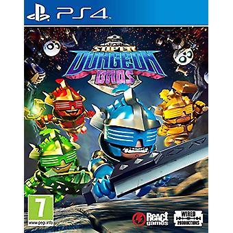 Super Dungeon Bros. (PS4)-nieuw