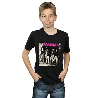 Ramones Boys Rocket To Russia T-Shirt