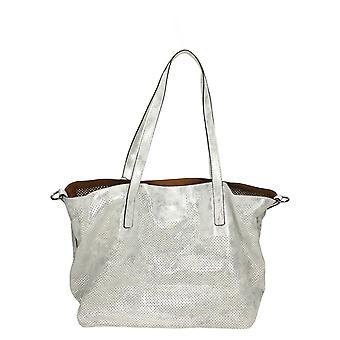 Mesdames Remonte sac poche intérieure amovible Q0382-90 - Silver/platine synthétique - unique taille