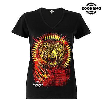 Zoonamo T-Shirt dames van Tamil Eelam klassieker