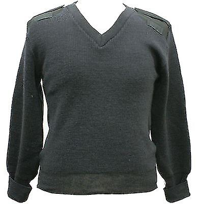 British Wool Army Jumper Pullover Outdoor Security