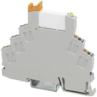فينيكس الاتصال RIF-0-RPT-24DC/21 ترحيل مكون الجهد الاسمي: 24 V DC تبديل الحالي (كحد أقصى): 6 A 1 تغيير أكثر من 1 pc (ق)
