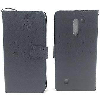 Mobile phone case pochette pour mobile ARCHOS 50 ch. neon noir