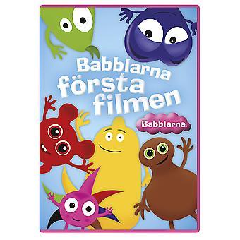 BABBLARNA Pierwszy film, DVD