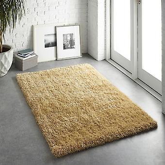 Alfombras Chicago ocre rectángulo alfombras llano casi llanos