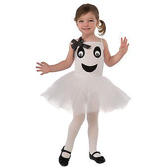 Toddler Bootiful Ballerina (Ghost)