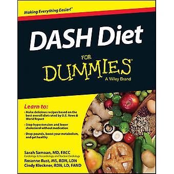 DASH Diet For Dummies by Sarah Samaan - Rosanne Rust - Cynthia Kleckn