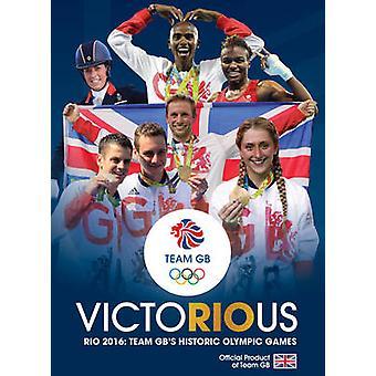 Team GB sejrende - Rio 2016 - Team GBS største OL ved at trykke på A