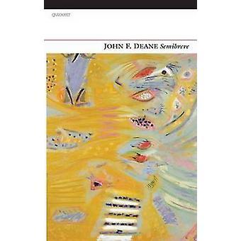 Semibreve av John F. Deane - 9781847772695 bok