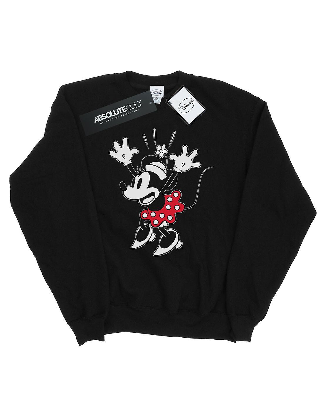 Disney Women's Minnie Mouse Surprise Sweatshirt