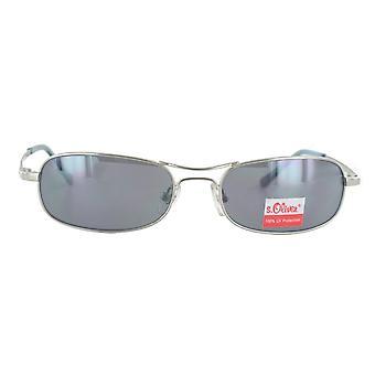 s.oliver Sonnenbrille 4029 C1 silver mat