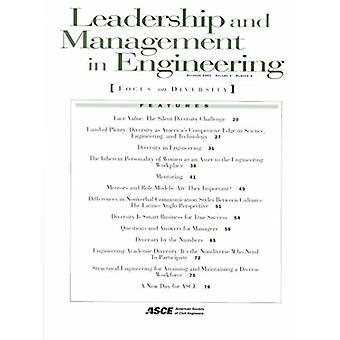 "Diversity - A Special Issue of """"Leadership and Management i"