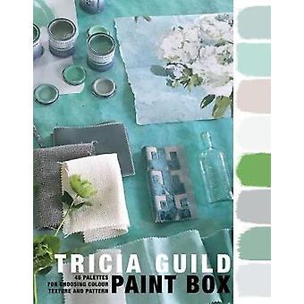 Tricia Guild Paint Box - palettes de 45 pour choisir la couleur texture et p