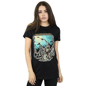 A Perfect Circle Women's The Depths Boyfriend Fit T-Shirt
