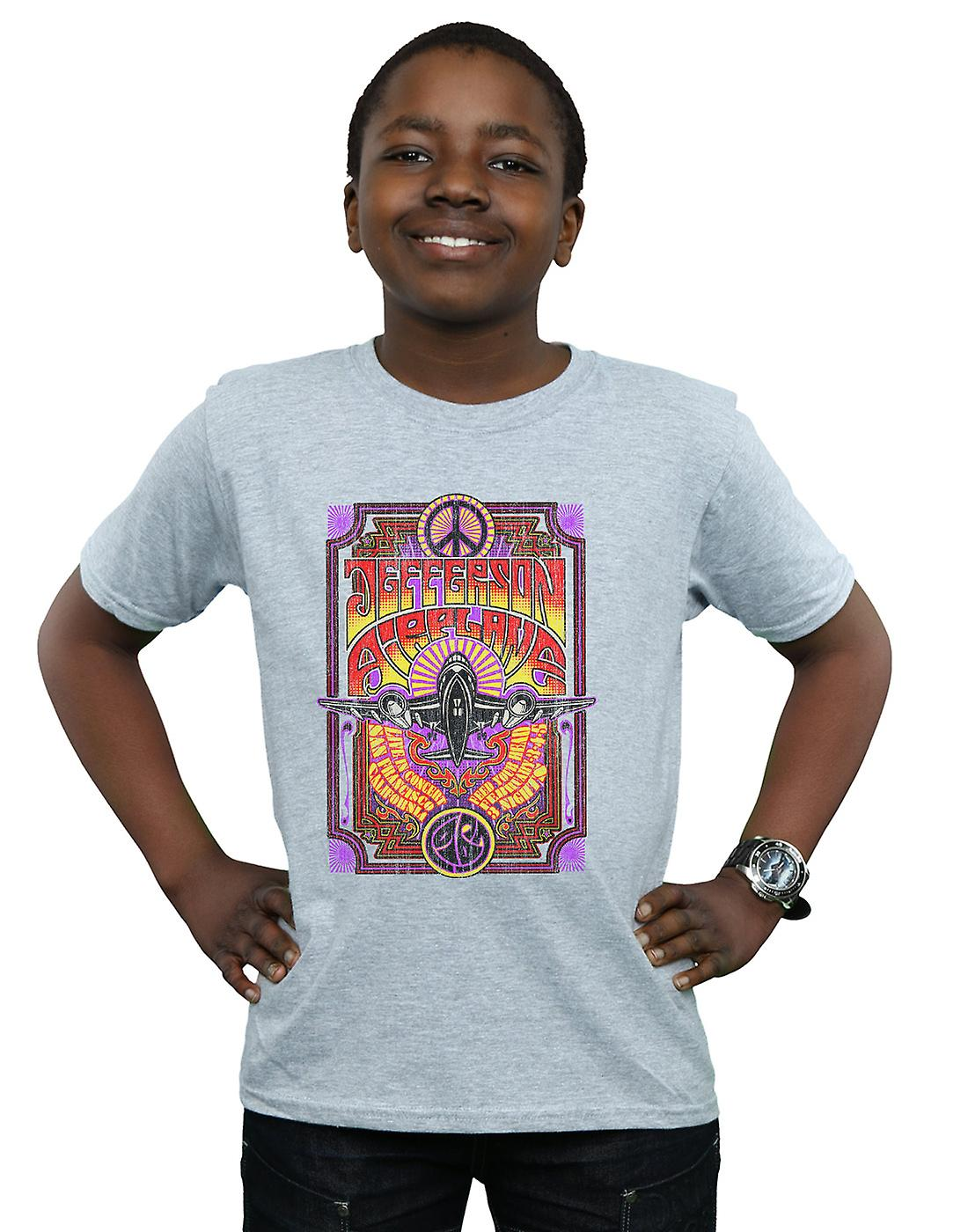 Jefferson Airplane Boys Live In Concert T-Shirt
