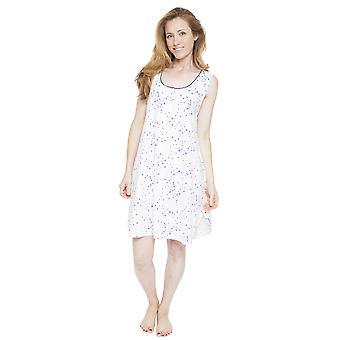 Cyberjammies 1266 naisten Nora Rose Adele valkoinen lintu tulosta yö puku oloasut yöpaita