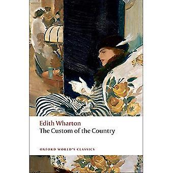 La coutume du pays (Oxford du monde Classics)