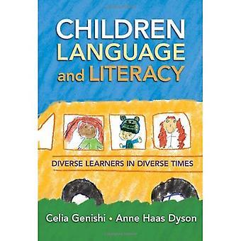 Children, Language, and Literacy: Diverse Learners in Diverse Times (Language and Literacy Series)
