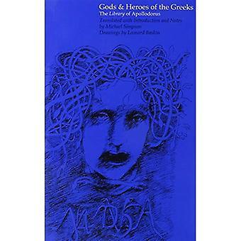 """Gudar och hjältar av grekerna: """"bibliotek"""" av Apollodoros"""
