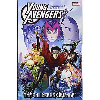 Young Avengers by Allan Heinberg & Jim Cheung: the� Children's Crusade