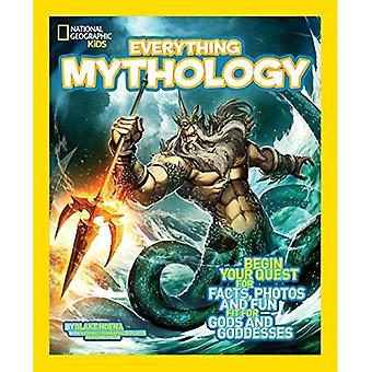Tout ce que la mythologie