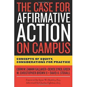 Le cas de l'Affirmative Action