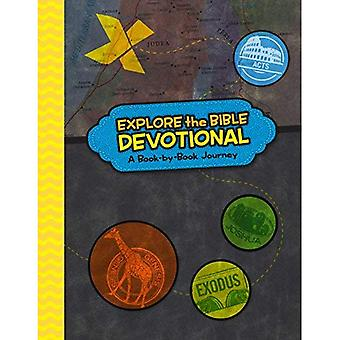 Explore the Bible Devotional: A Book-By-Book Journey (Explore the Bible)