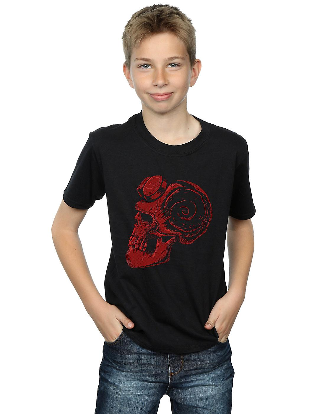 Pepe Rodriguez Boys Hell Of A Skull T-Shirt