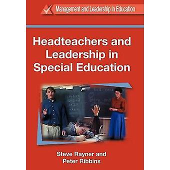 校長とレイナー ・ スティーブによって教育におけるリーダーシップ
