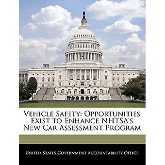 Vehicle Safety Opportunities Exist to Enhance NHTSAs New Car Assessment Program by United States Government Accountability